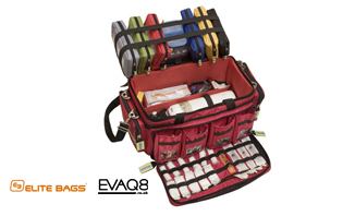 "Advanced Life Support Medical Equipment Bag ""ELITE"" 