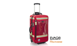 Medical Equipment Bag | Wheeled Backpack Medical Equipment Bag | medical bag info - first responder advanced medical bags from EVAQ8.co.uk the UK's Emergency Preparedness specialist